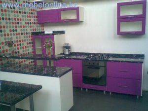 кухонная мебель на заказ алматы